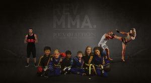 Revolution MMA Gym in Toronto