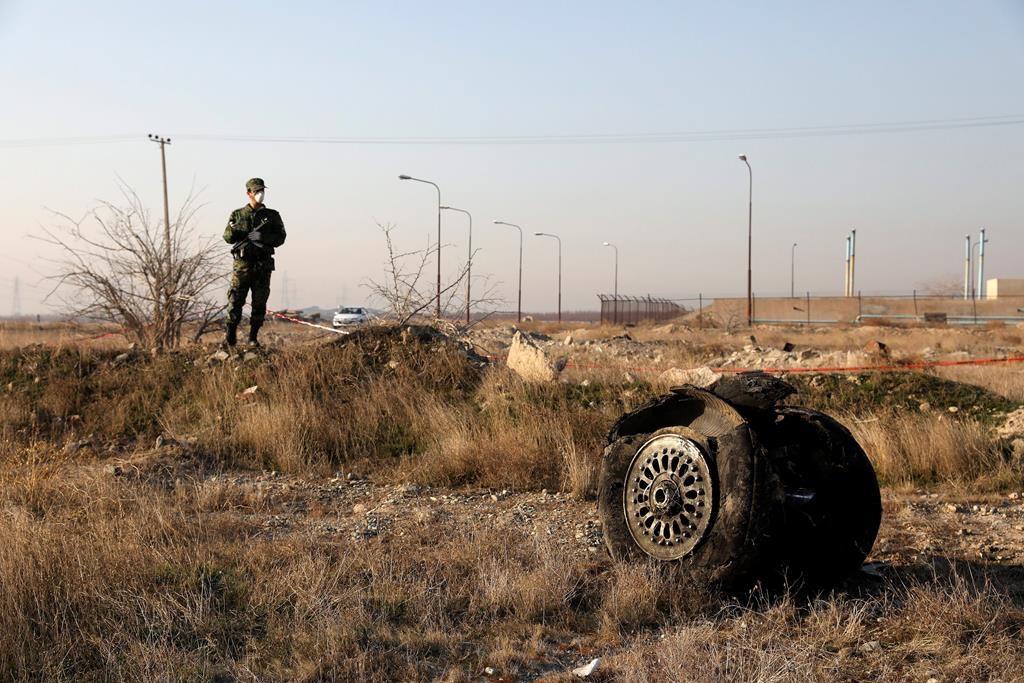 Chain of errors caused Ukrainian plane crash — Iran agency