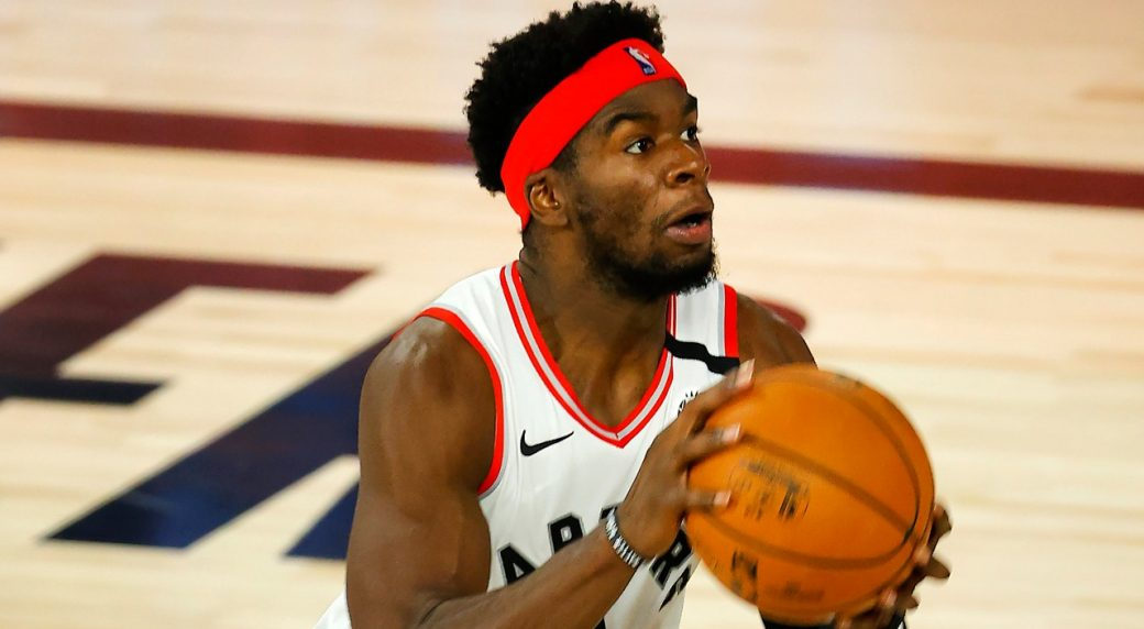 Raptors' Terence Davis arrested in NY for allegedly assaulting girlfriend