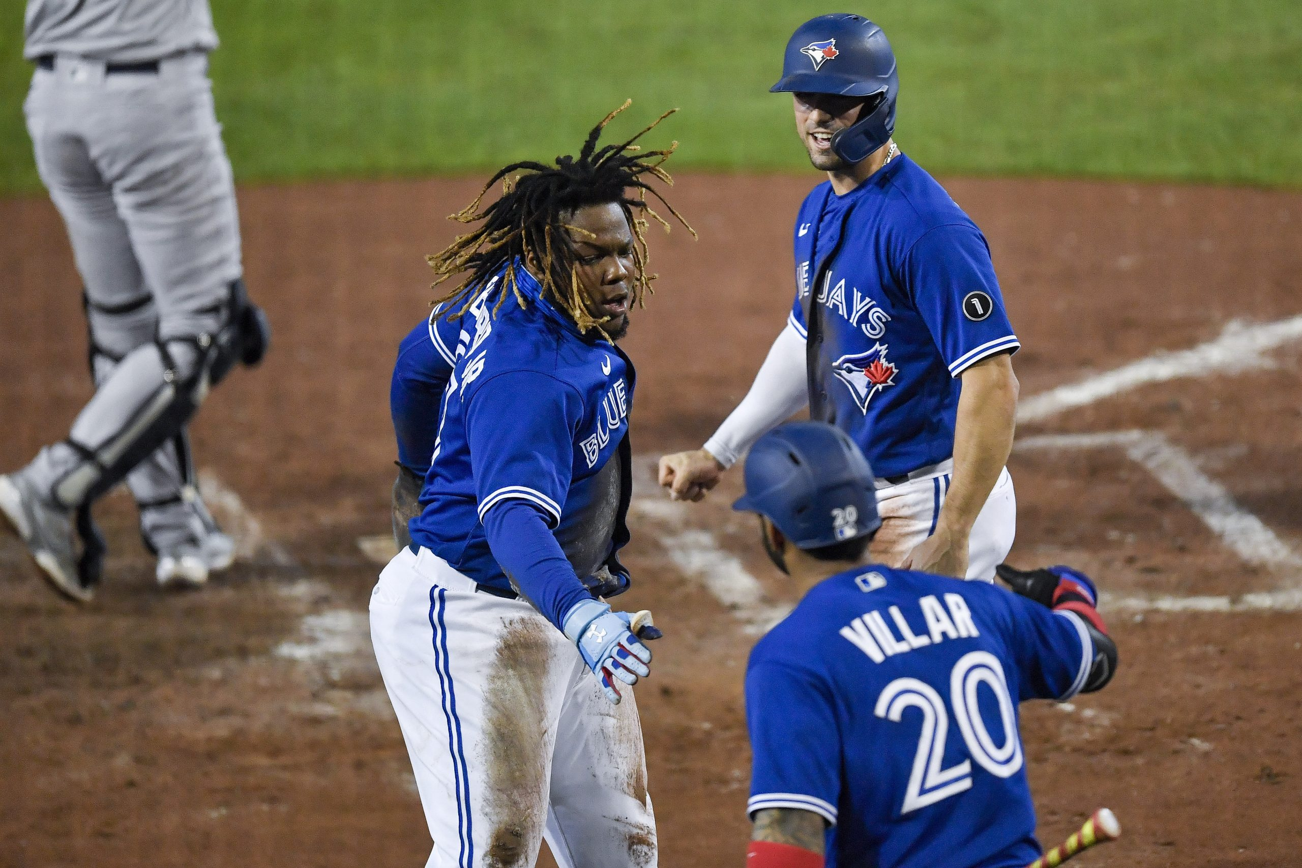 Playoff berth assured, Jays looking for more vs. Orioles