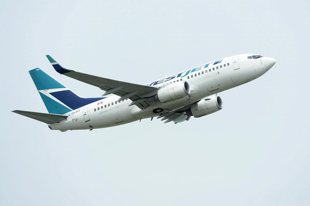 Canadian airline WestJet cites 'unprecedented cancellations', hitting 1,000 jobs