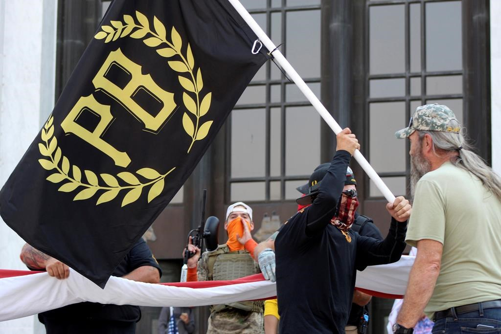 United States  charges Seattle-based Proud Boys member for role in Capitol riots