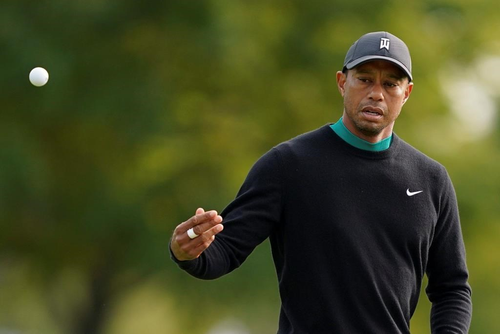 Tiger Woods suffers 'multiple leg injuries' in Los Angeles auto crash