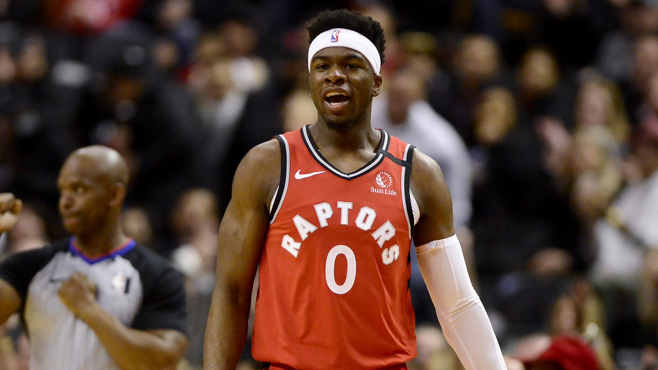 Raptors obeying National Basketball Association protocols following Terence Davis assault charges