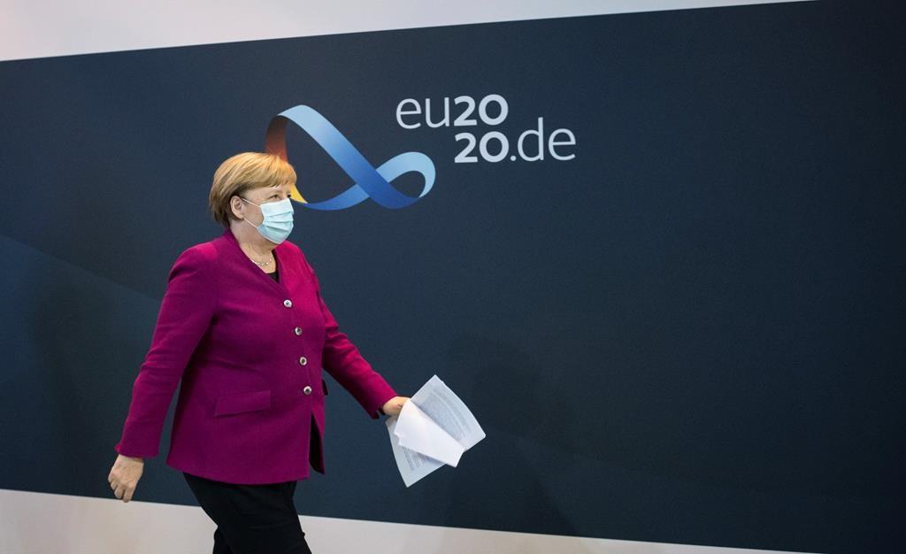 New coronavirus restrictions in Europe; Merkel warns of hard days