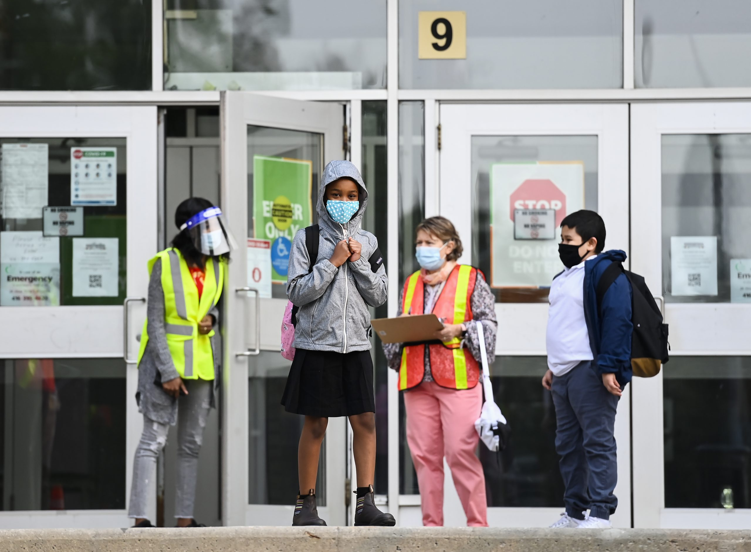 Ontario Reports Record Covid 19 Cases More Than 2 000 For 3rd Straight Day 680 News