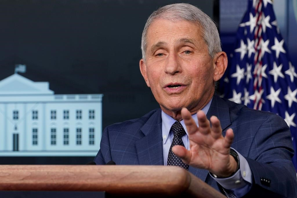 Fauci warns of post-Thanksgiving Covid-19 surge in US