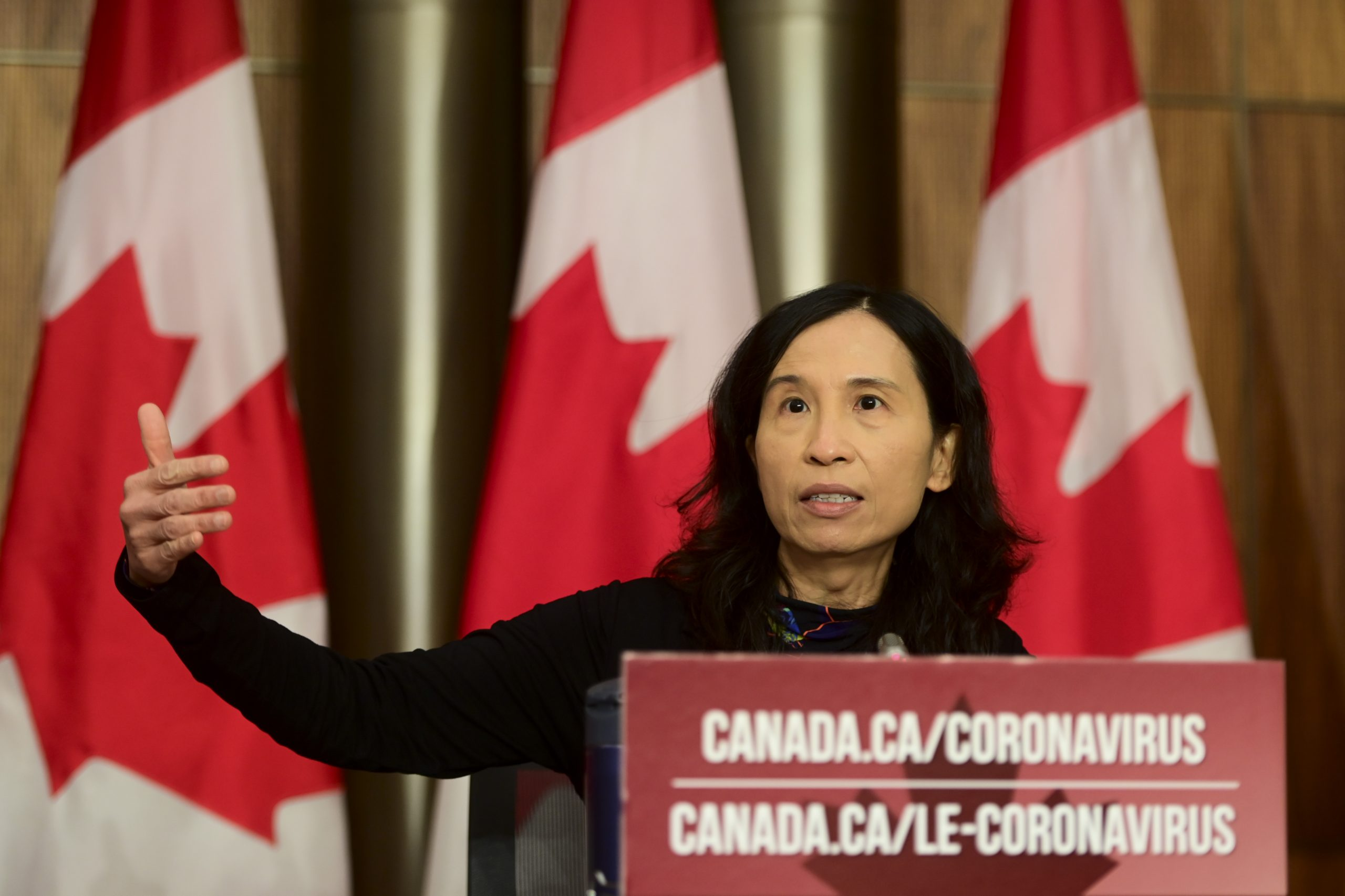 """Domestic COVID-19 vaccine production to begin by end of year; Trudeau"""""""