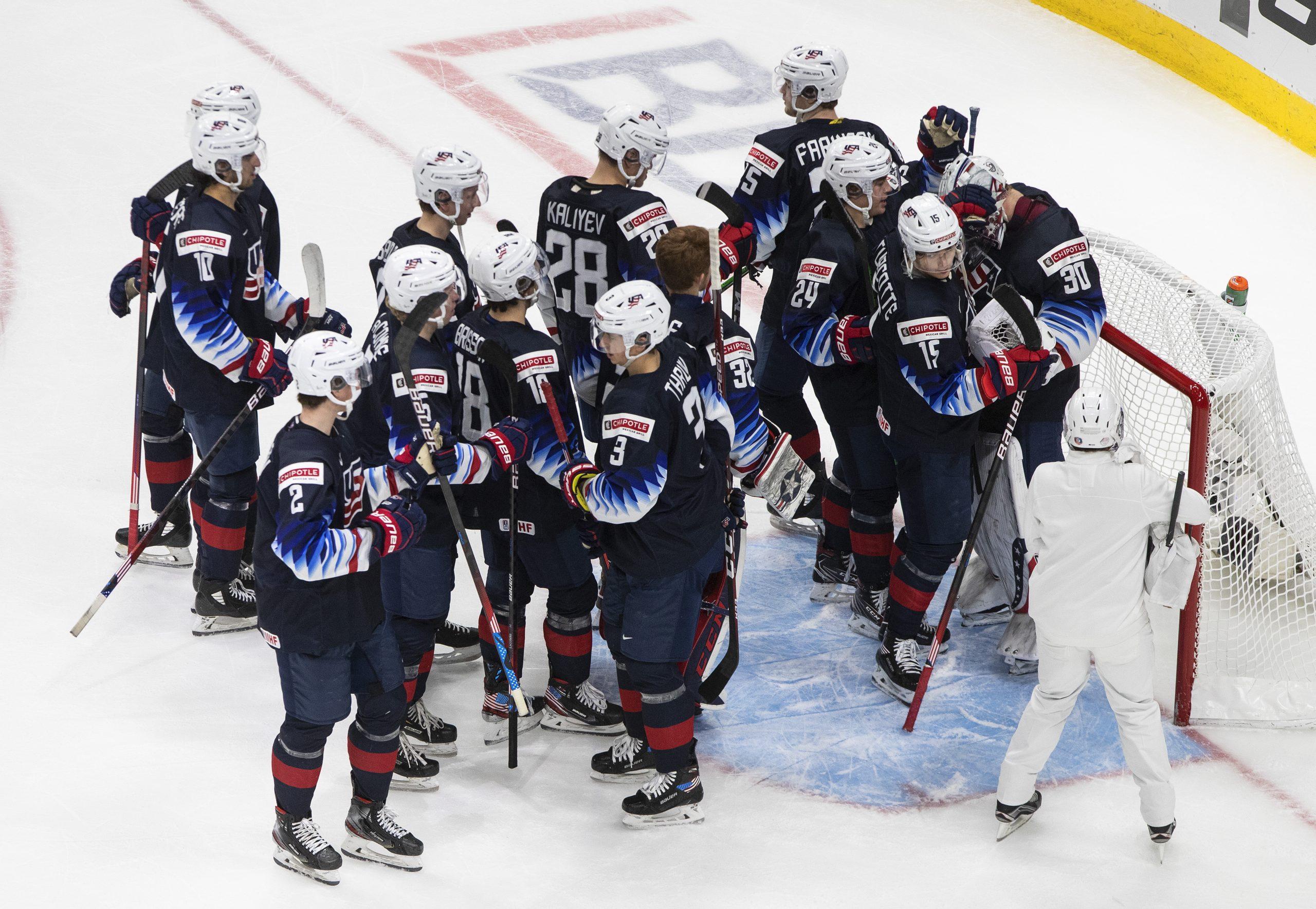 Canada Falls In World Junior Final