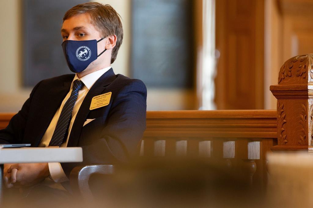 Kansas House panel to warn new member over past behaviour