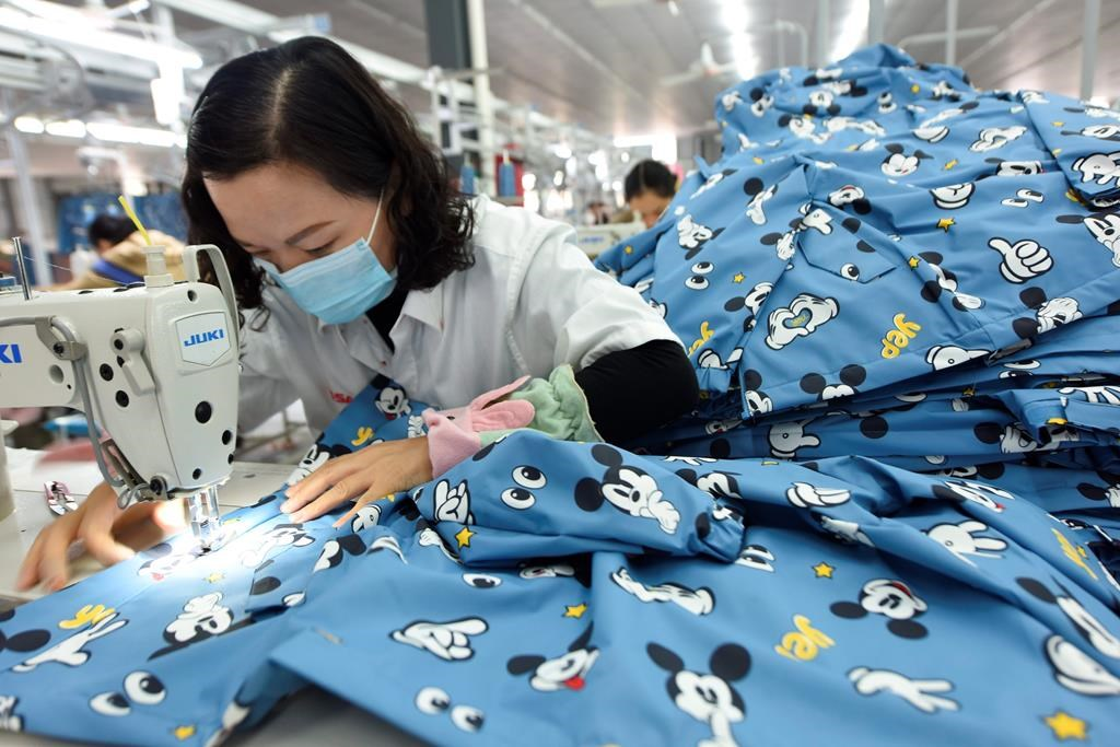 China's manufacturing recovery weakens in December - 680 NEWS