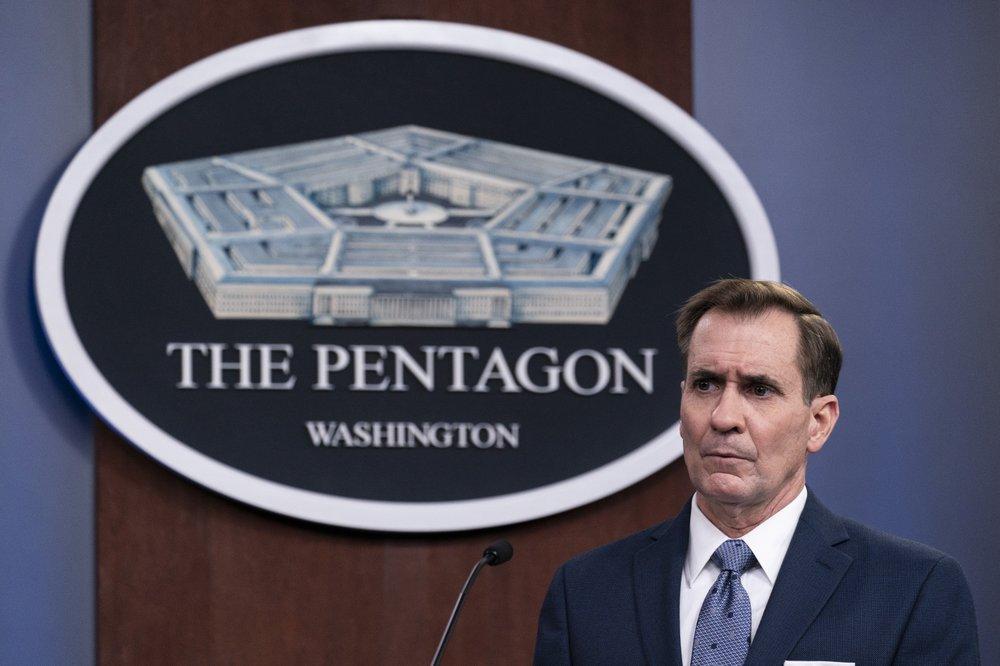 U.S.  airstrikes target Iran-backed militia in Syria