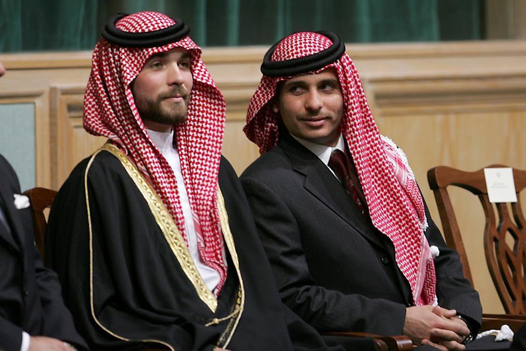Jordan's former crown prince accused of targeting kingdom's stability